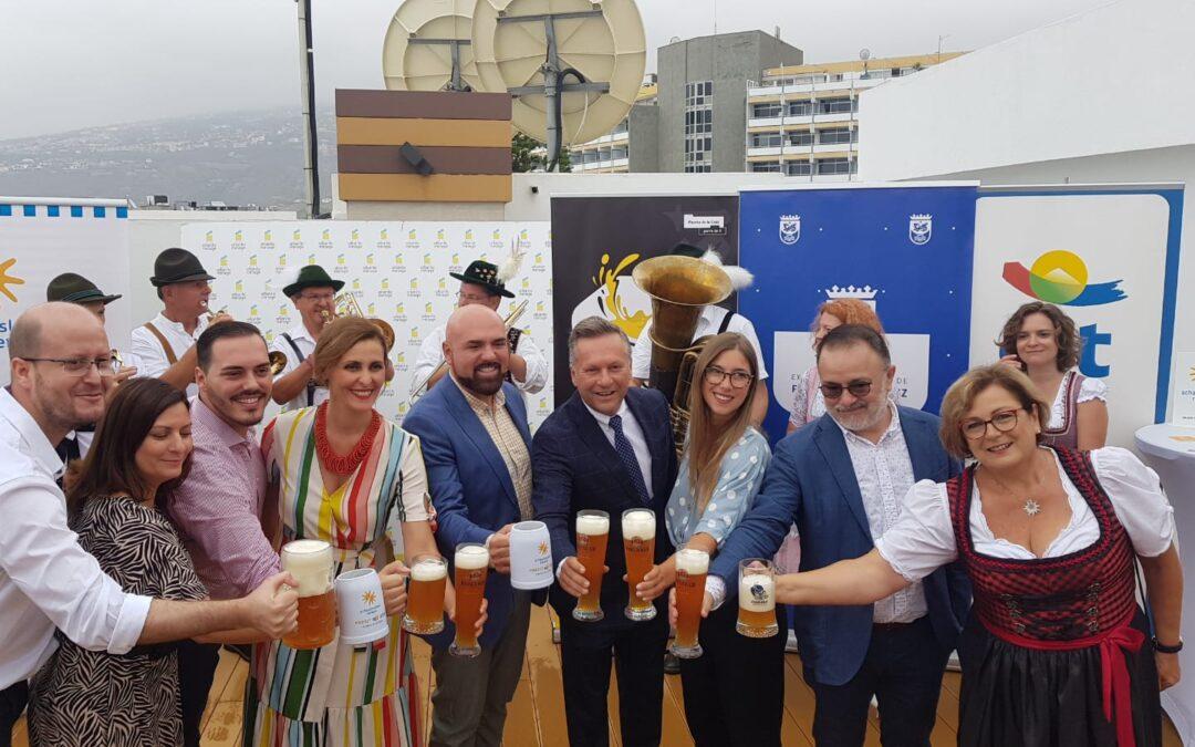 Puerto de la Cruz celebra la 46º edición de la Semana Bávara y su Oktoberfest