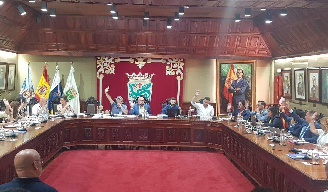 Puerto de la Cruz declara la emergencia climática y anuncia un plan de acción para hacerle frente