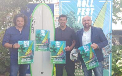 Roll Festival, la cita con los deportes extremos y el cine en Puerto de la Cruz