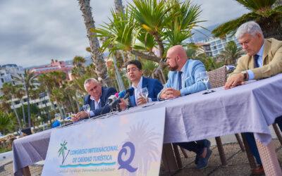 El V Congreso de Calidad Turística del ICTE, en Puerto de la Cruz, una cita imprescindible con los principales representantes del sector turístico nacional e internacional