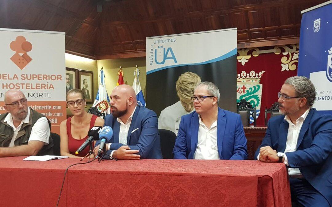 El Ayuntamiento de Puerto de la Cruz forma a quince personas desempleadas en operaciones básicas de restaurante y bar