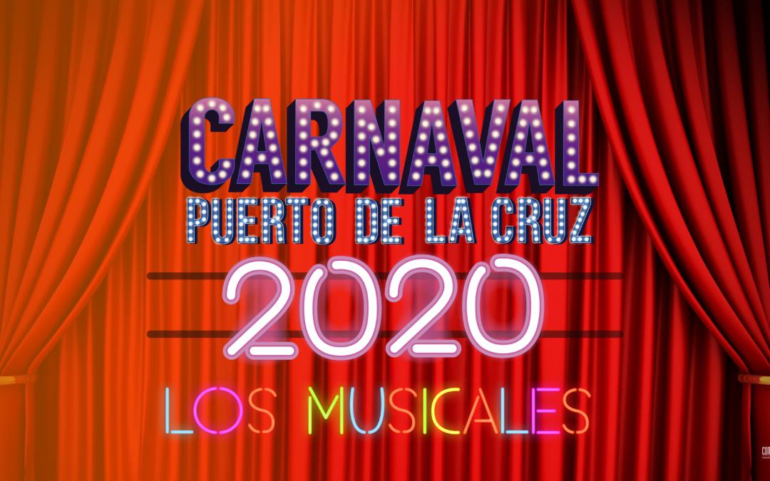 Ya disponibles las bases del Concurso de elección del Cartel Anunciador del Carnaval Internacional 2020 de Puerto de la Cruz