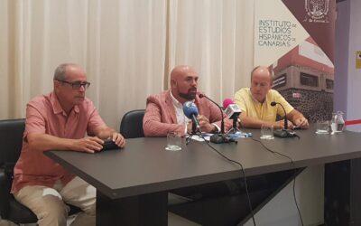 El Instituto de Estudios Hispánicos acoge las jornadas culturales sobre identidad canaria