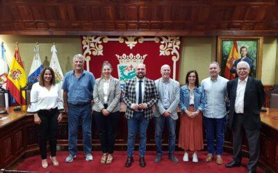 Marco González, nuevo presidente de la Asociación Canaria de Universidades Populares