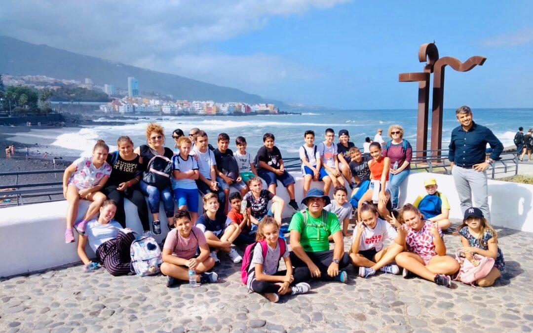 De ruta por el patrimonio del agua del Puerto de la Cruz