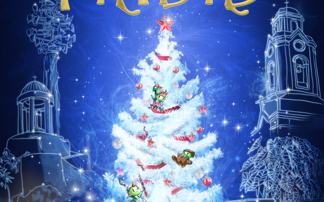 Llega la magia de la Navidad a Puerto de la Cruz