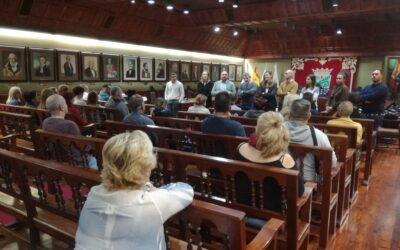 El Ayuntamiento contrata a 29 personas durante un año en el marco del nuevo Programa de Empleo Social
