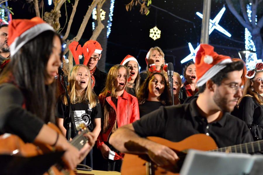 La Navidad es mágica en Puerto de la Cruz