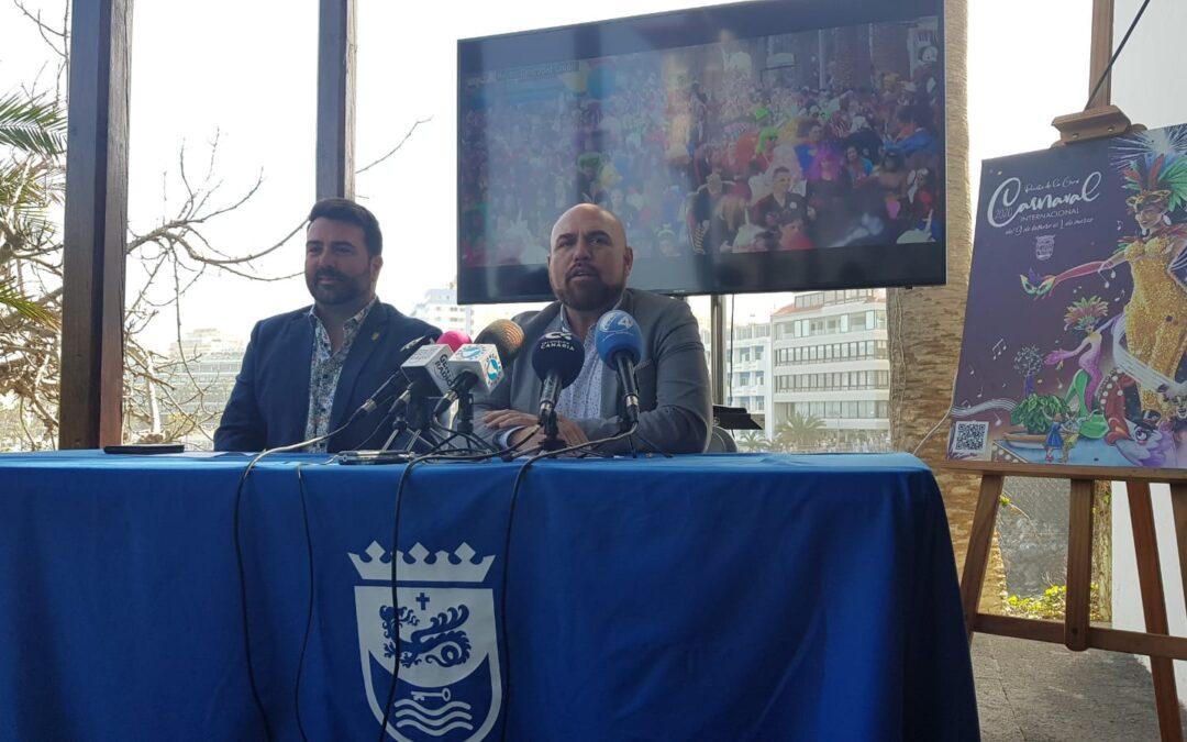 Puerto de la Cruz llama a hacer de nuevo Historia con el Carnaval Internacional 2020