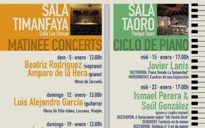 Puerto de la Cruz celebra un nuevo ciclo de piano con Beethoven como gran protagonista