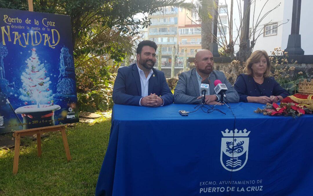 Puerto de la Cruz anuncia la Cabalgata de Reyes más mágica e ilusionante.