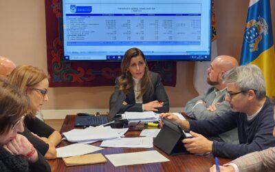 Puerto de la Cruz culmina el proceso para aprobar su presupuesto para 2020