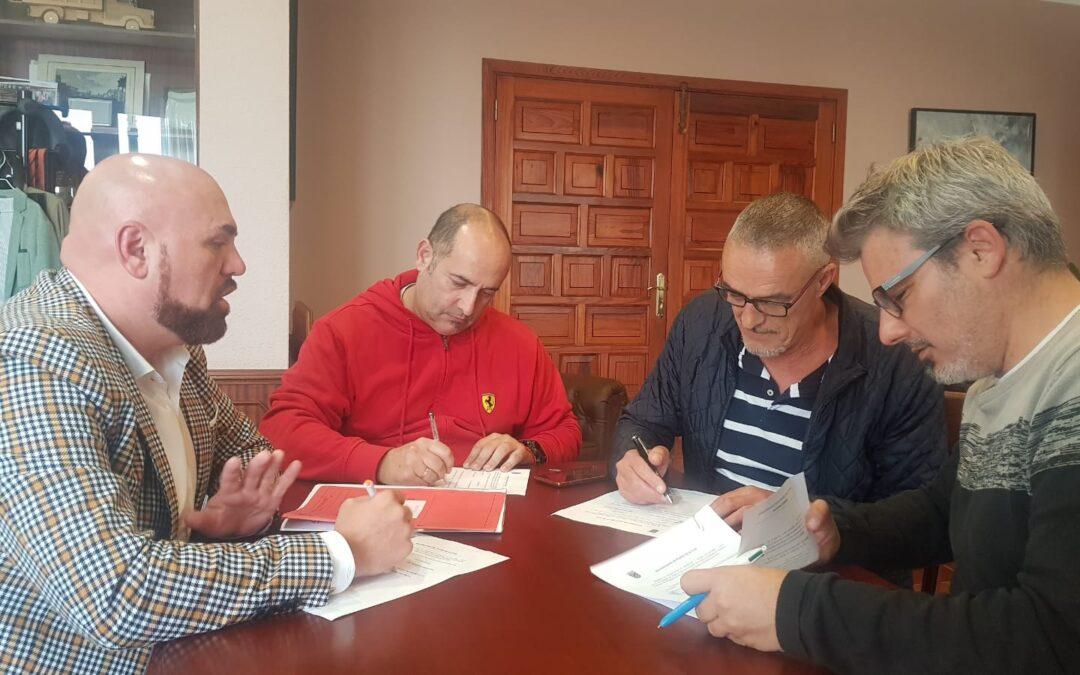 Puerto de la Cruz firma la paz social con sus trabajadores municipales