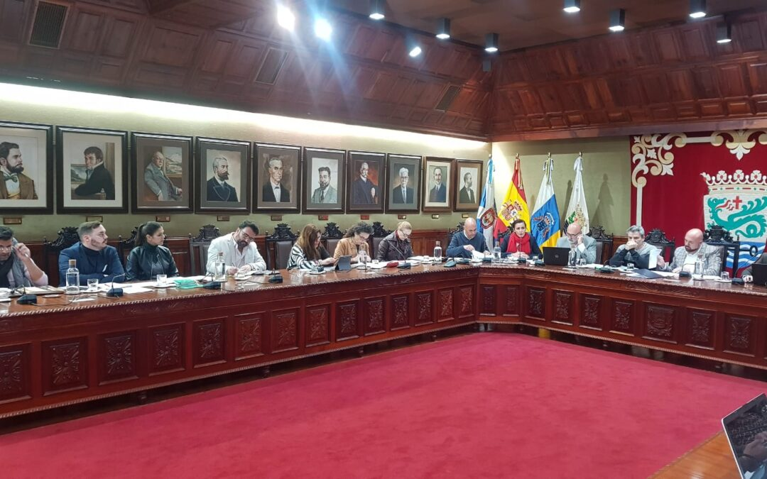 Puerto de la Cruz aprueba para 2020 un presupuesto equilibrado y coherente con la realidad municipal