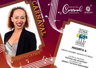 Candidata nº 4 - Oriana Navarro Gavino do Rego