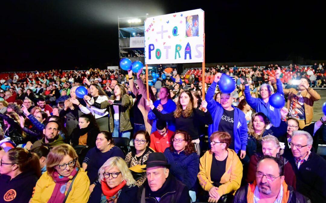 Seis murgas se disputan la final del Concurso de Murgas del Norte de Tenerife