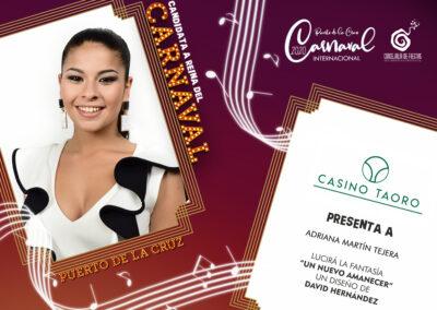 Candidata nº 5 - Adriana Martín Tejera