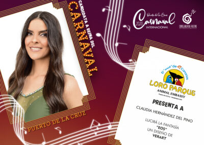 Candidata nº 2 - Claudia Hernández del Pino
