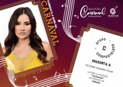 Candidata nº 1 - Victoria Guzmán Cejas