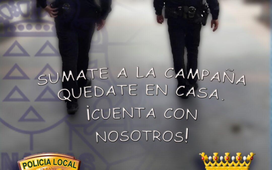 Comunicado Oficial de la Policia Local de Puerto de la Cruz – COVID19