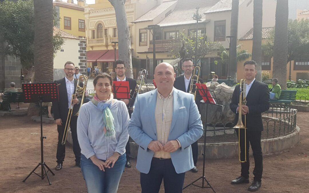 Puerto de la Cruz acoge la 18º edición del Festival de música barroca, un placer para los sentidos de la mano de la música.