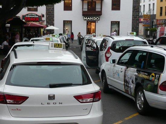 El Consistorio mantiene confianza plena en el sector del taxi