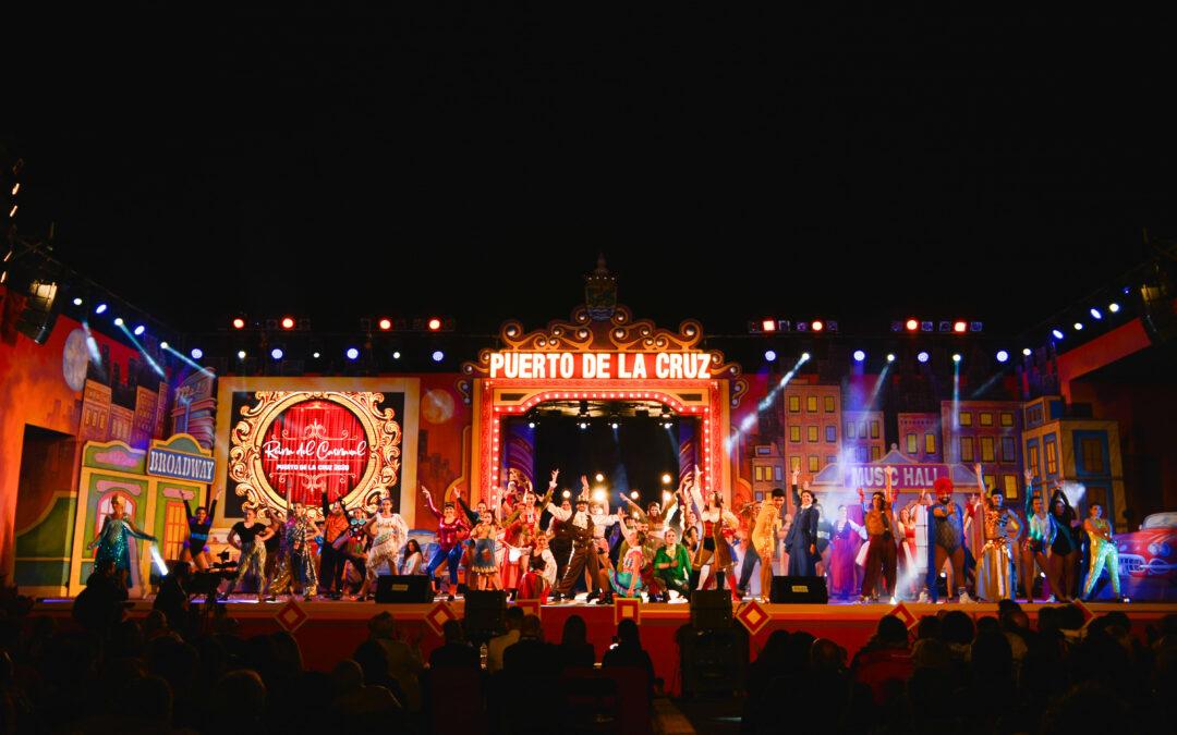 Puerto de la Cruz cumple con el pago de las subvenciones de los grupos de carnaval de 2019