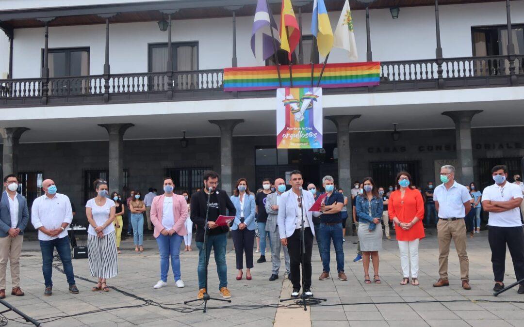 Puerto de la Cruz celebra online el día del Orgullo LGBTI*