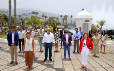 Los municipios turísticos ofrecen al Gobierno de Canarias un proyecto de inteligencia turística