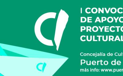 Puerto de la Cruz pone en marcha la primera convocatoria de apoyo a proyectos culturales