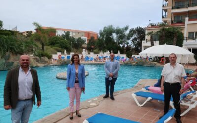 Puerto de la Cruz saluda la apertura de siete hoteles más este mes de julio