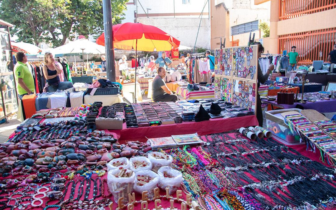 Reabrimos este fin de semana el Rastro del Mercado Municipal