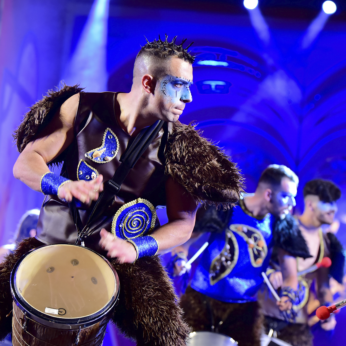 Guayota Drums