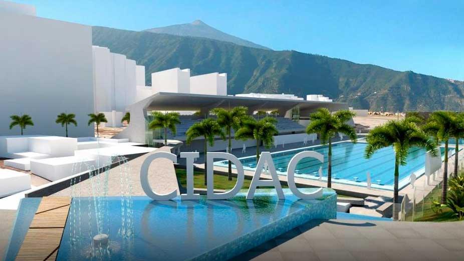 Costas concede la prórroga necesaria para comenzar las obras del Centro Insular de Deportes Acuáticos