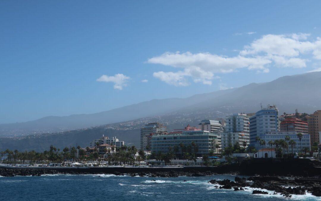 Puerto de la Cruz participa en un proyecto de adaptación de enclaves costeros al cambio climático