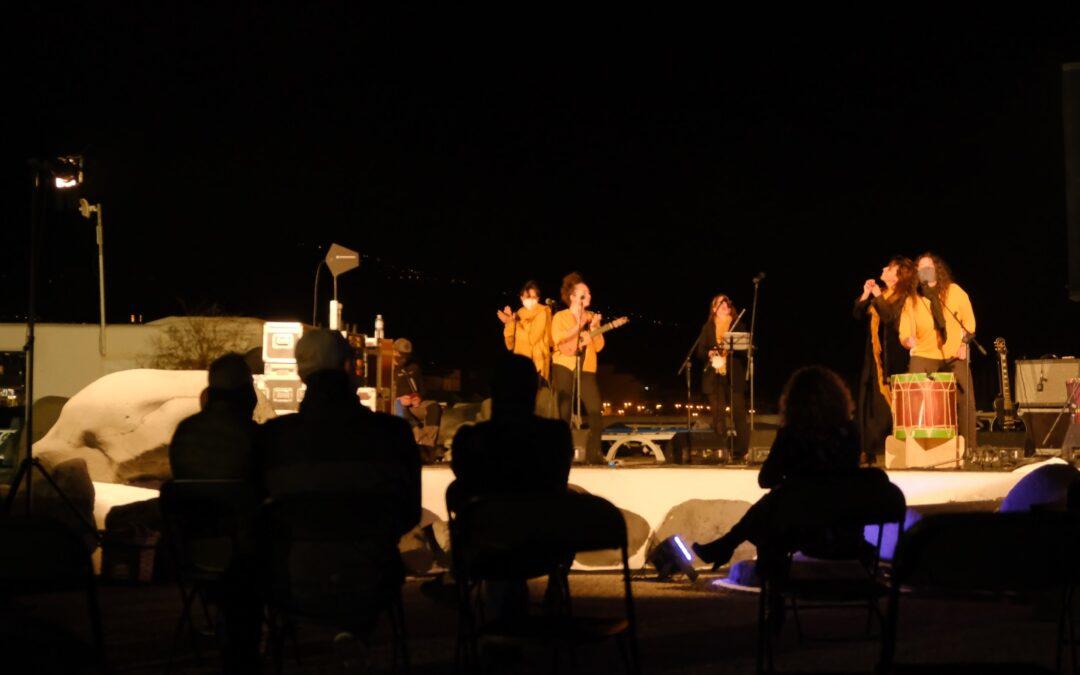 Éxito absoluto de los recorridos musicales de Puerto de la Cruz, con más de mil espectadores