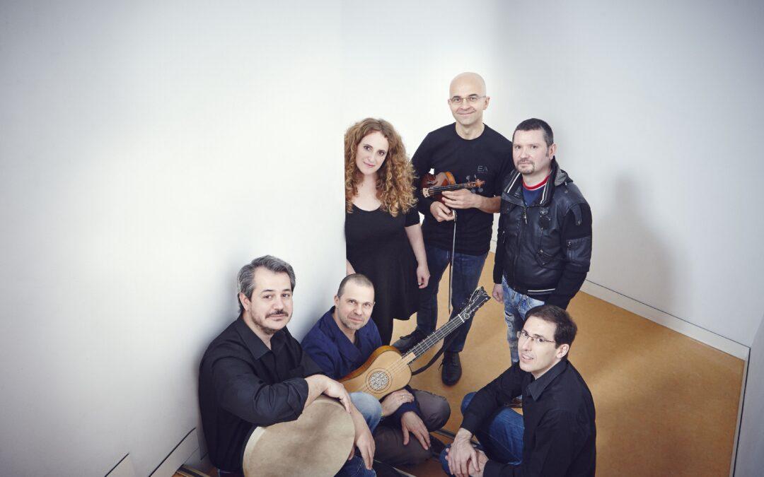Puerto de la Cruz propone recuperar 'El baile perdido' de la mano de Raquel Andueza y La Galanía en el XVIII Festival de Música Antigua y Barroca