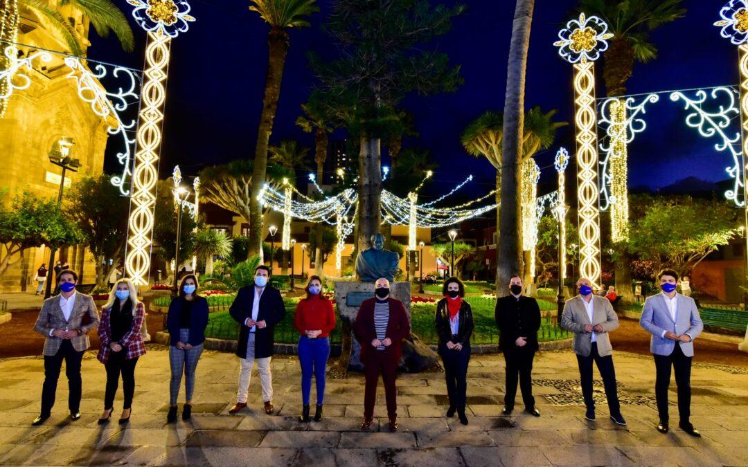 Puerto de la Cruz enciende la Navidad