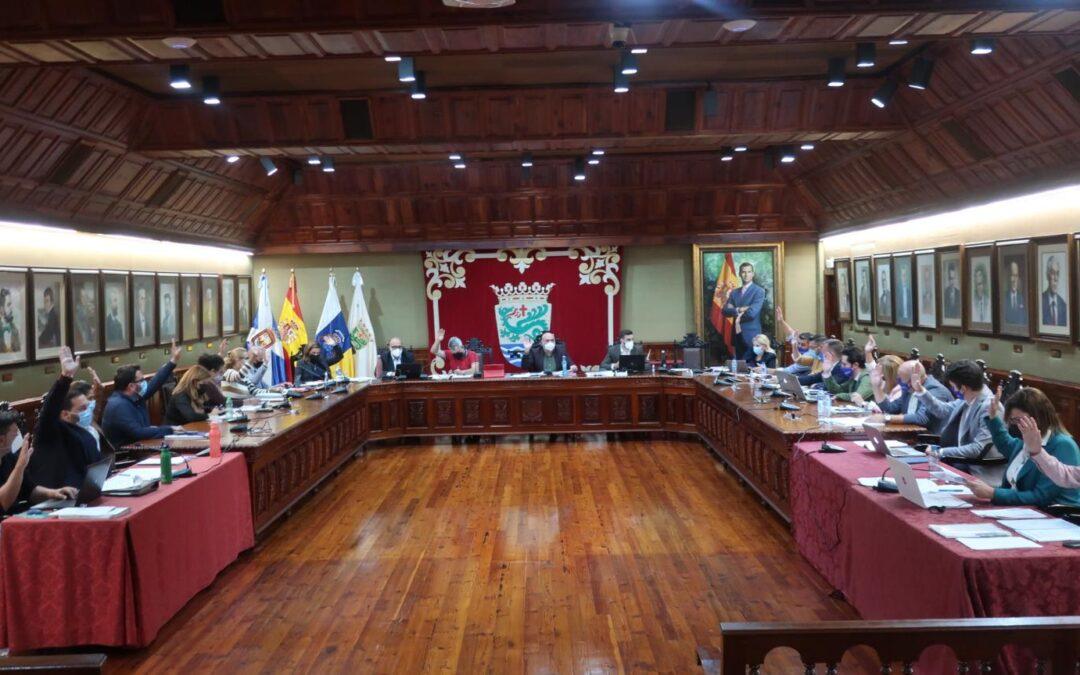 Puerto de la Cruz se adhiere al Pacto Social por la No Discriminación y la Igualdad de Trato Asociada al VIH