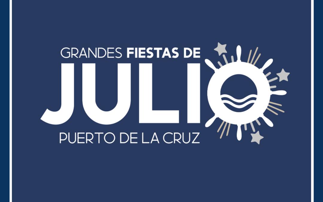 Las Grandes Fiestas de Julio de Puerto de la Cruz ya tienen cartel anunciador, que será presentado en los próximos días