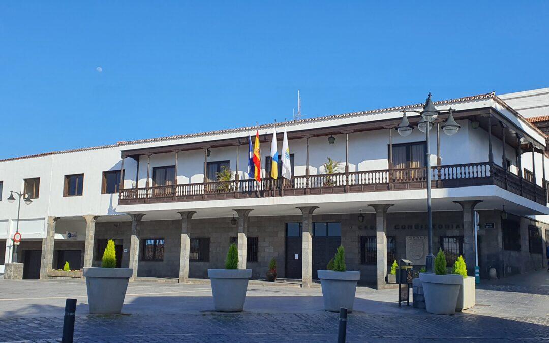 Puerto de la Cruz convoca plazas y lista de reserva de la subescala Administrativa de Administración General
