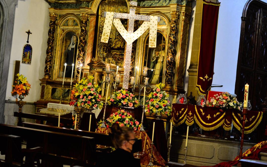 Puerto de la Cruz celebra sus cruces en honor a su patrona