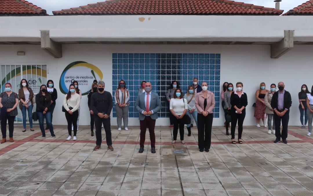 Comienza nuevo plan de empleo de mejora de la economía local en el Puerto de la Cruz