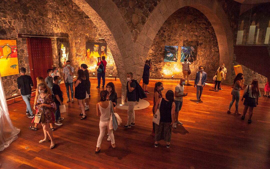 Phe Gallery 2021 se inaugura el 30 de julio con la obra de 17 artistas del Archipiélago