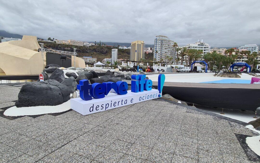 La Tenerife Bluetrail atrae cientos de reservas a los hoteles de Puerto de la Cruz
