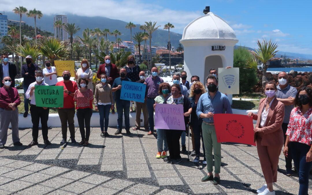 Puerto de la Cruz da a conocer las Siete Claves para integrar los ODS en el desarrollo de sus políticas culturales