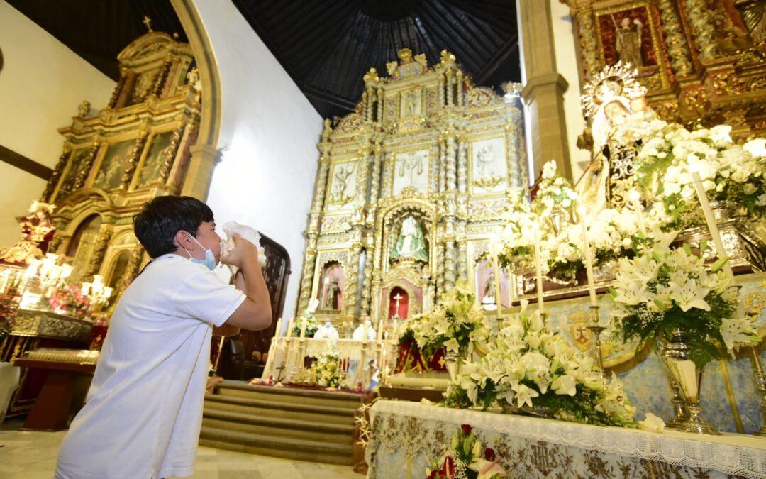 Puerto de la Cruz celebra el día dedicado a la Virgen del Carmen