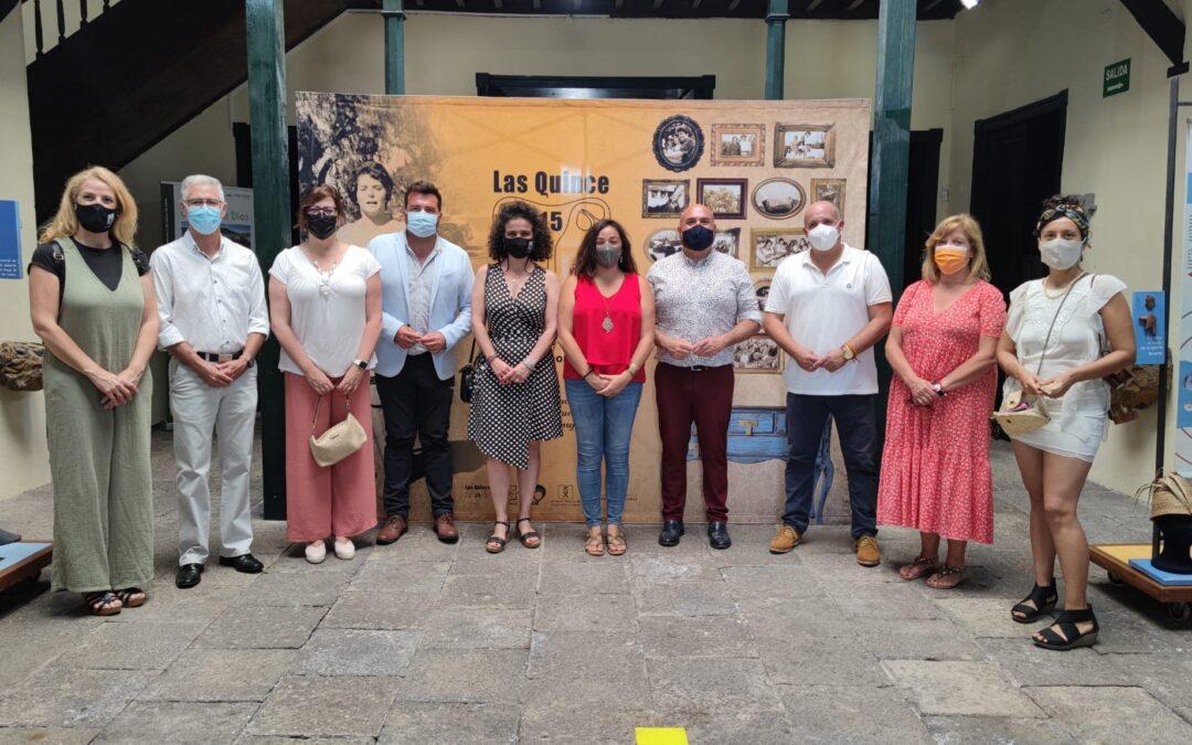 Puerto de la Cruz estrena Las Quince, la exposición que revive la memoria de las mujeres del municipio