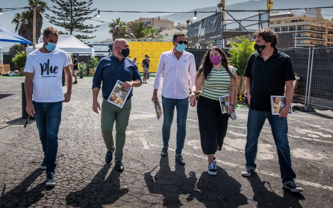 Phe Festival celebra su sexta edición Puerto de la Cruz con los mejores directos