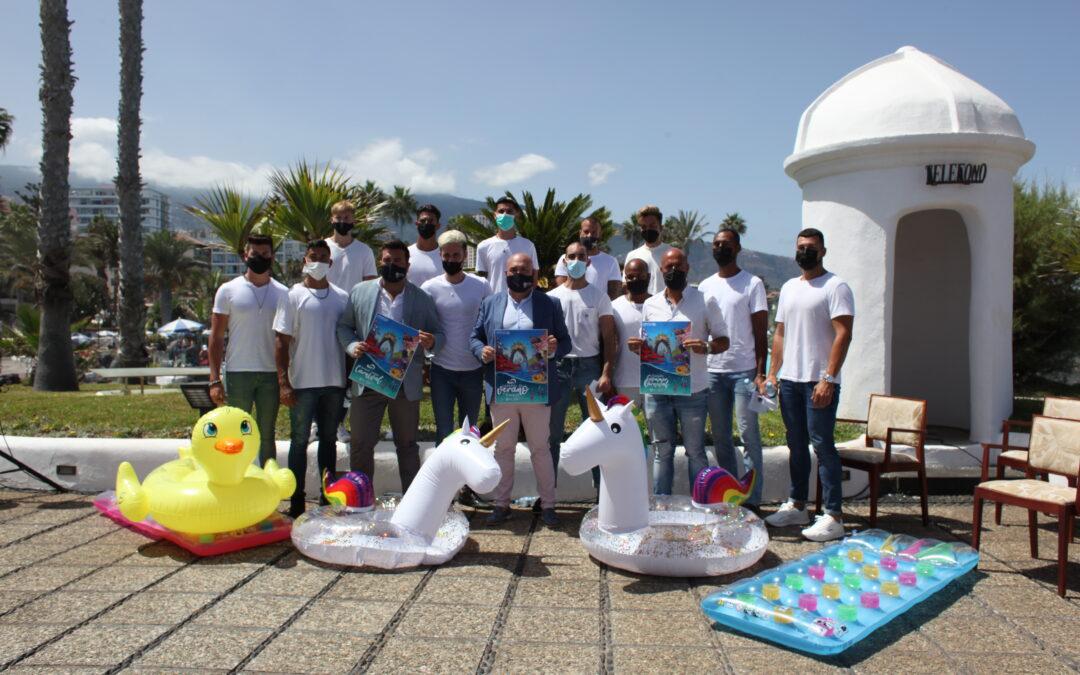 Puerto de la Cruz apuesta por el Carnaval de Verano de Tenerife como referente de su fiesta más internacional